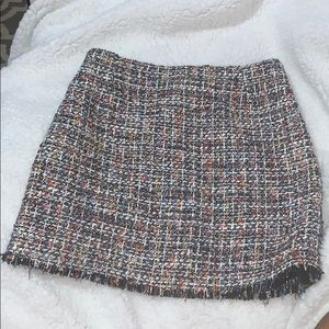 Mini Skirt Up For Grabs! Only worn once!